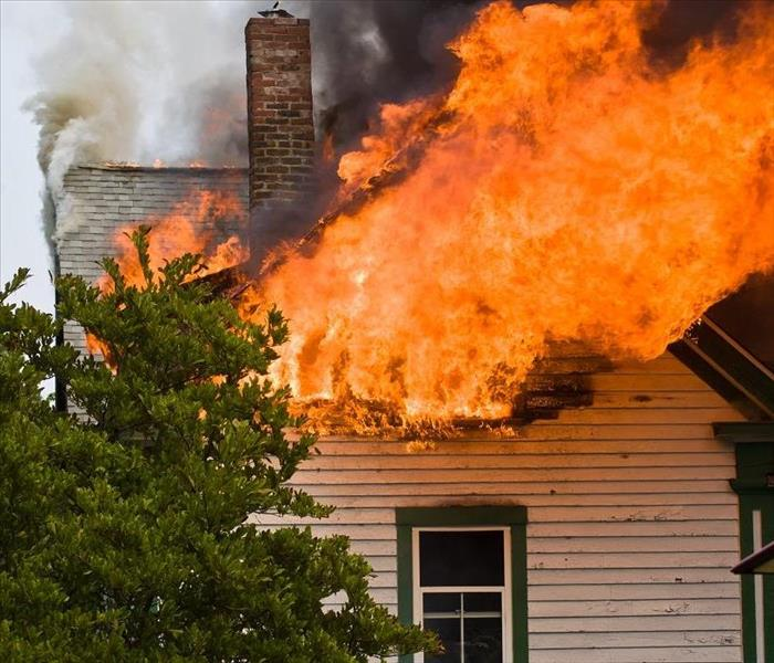 Fire Damage Restoring Your Fire Damaged Atlanta Home
